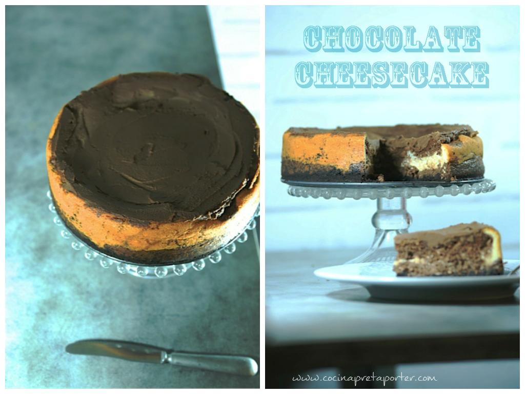 Chocolate Cheesecake-2