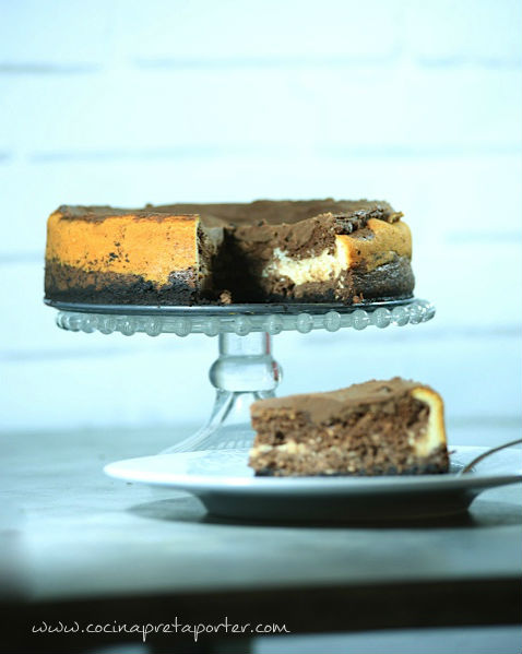 Chocolate Cheesecake-3