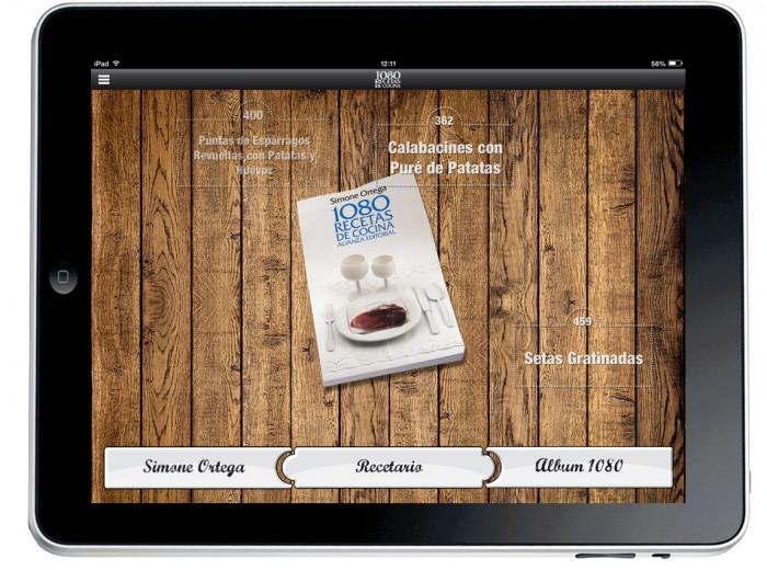 1080 Recetas de cocina App-2