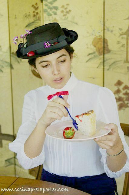 Miss Poppins Prueba la tarta 2