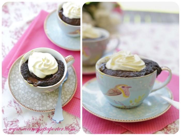 Mug chocolate Cake 5