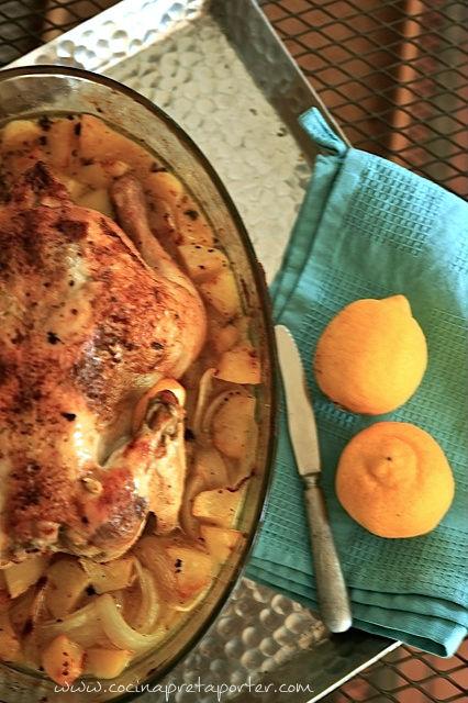 Pollo a la mostaza-2