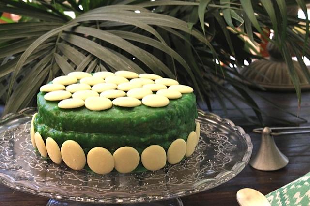 Tarta Vert Vert