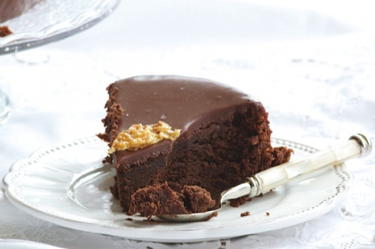 Tarta chocolate portada