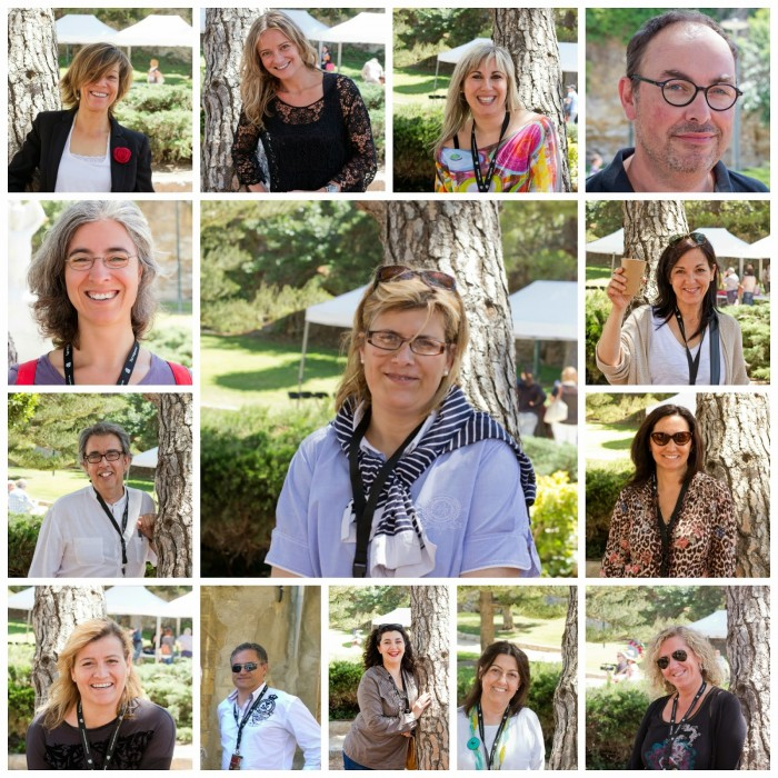 #ViajeaTarraco - participantes