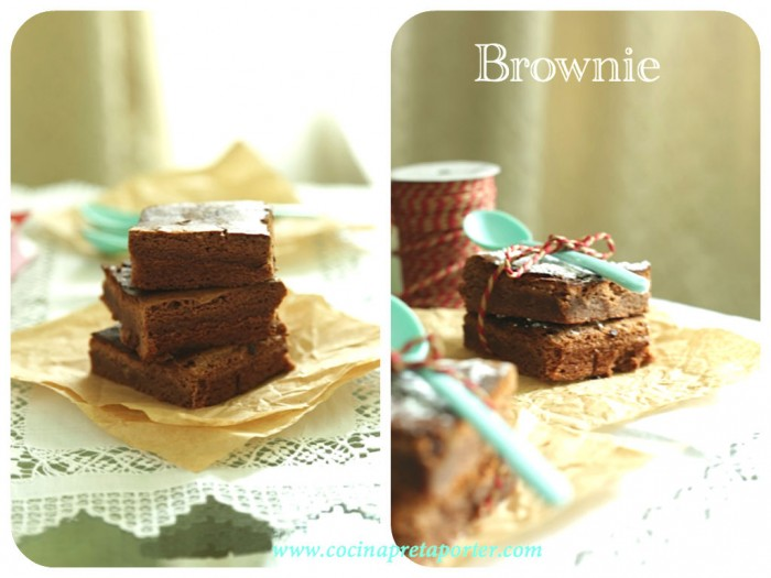 brownie collage