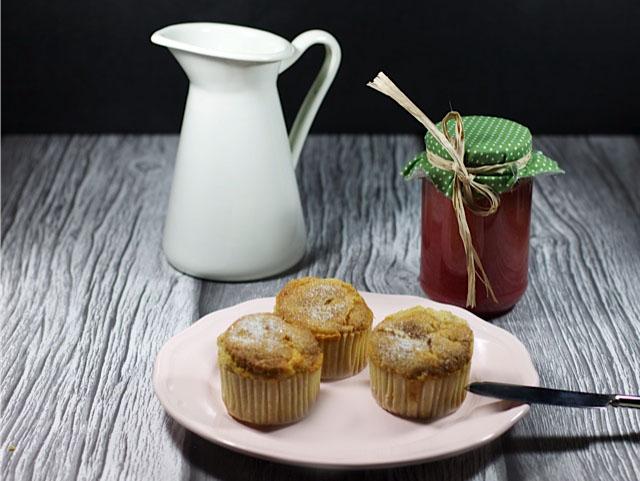 muffins de manzana bodegón copia